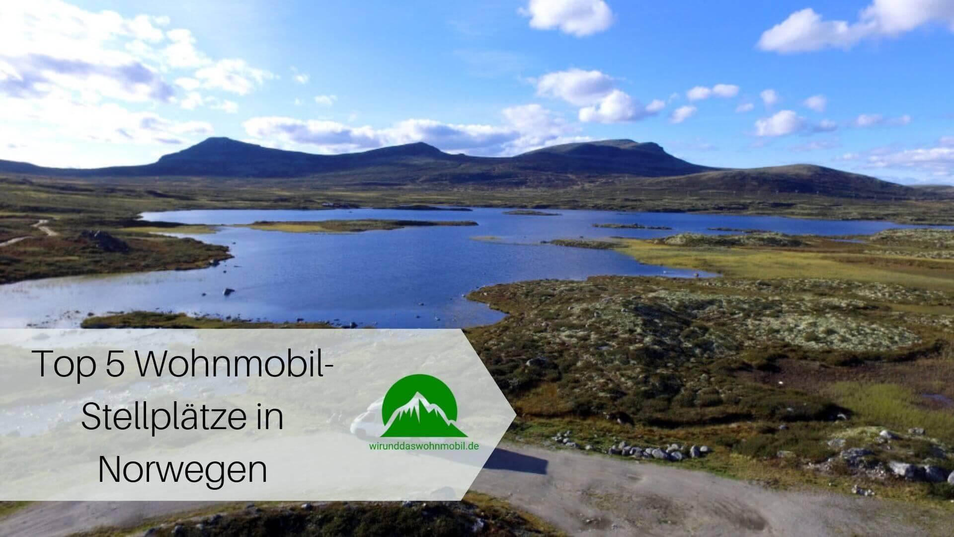 Top 5 Wohnmobil-Stellplätze in Norwegen