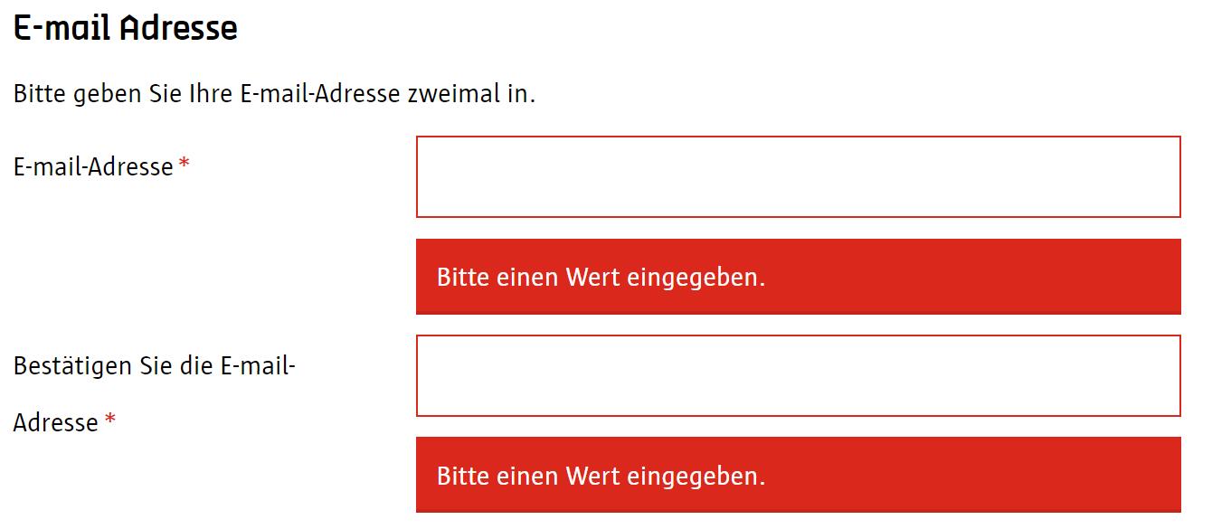 Screenshot Umwetzone Antwerpen Registrierung Mailadresse