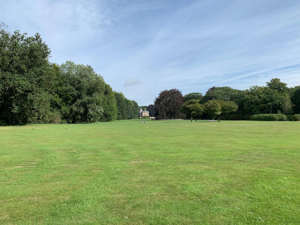 Schloss und Park in Brasschaat