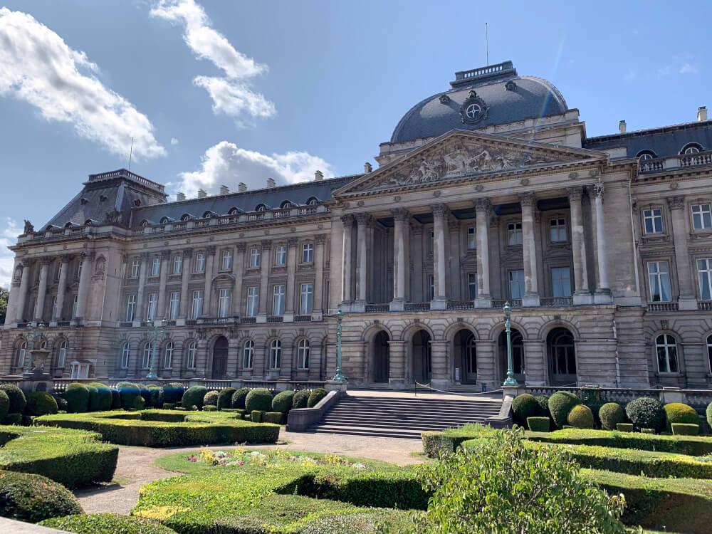 Königspalast in Brüssel