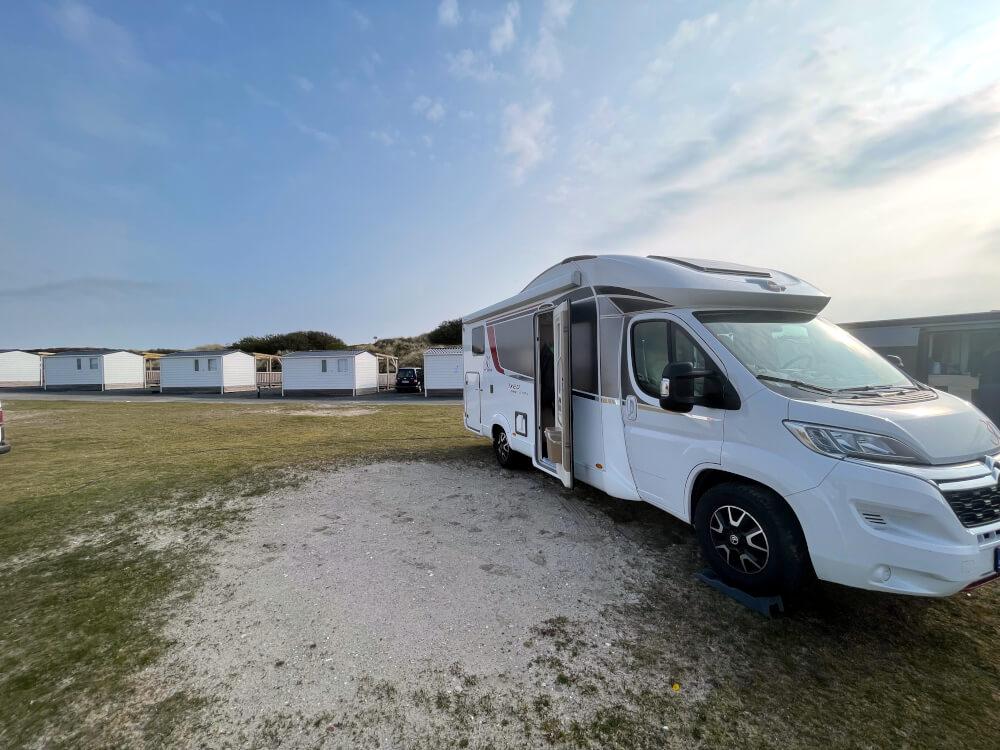 Campingplatz auf Sylt für das Wohnmobil